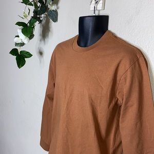 Brixton | classic long sleeve Men's Small